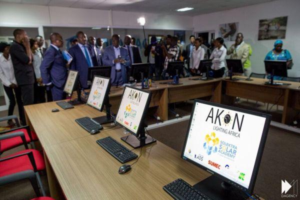 Akon, un artiste Africain au bon coeur