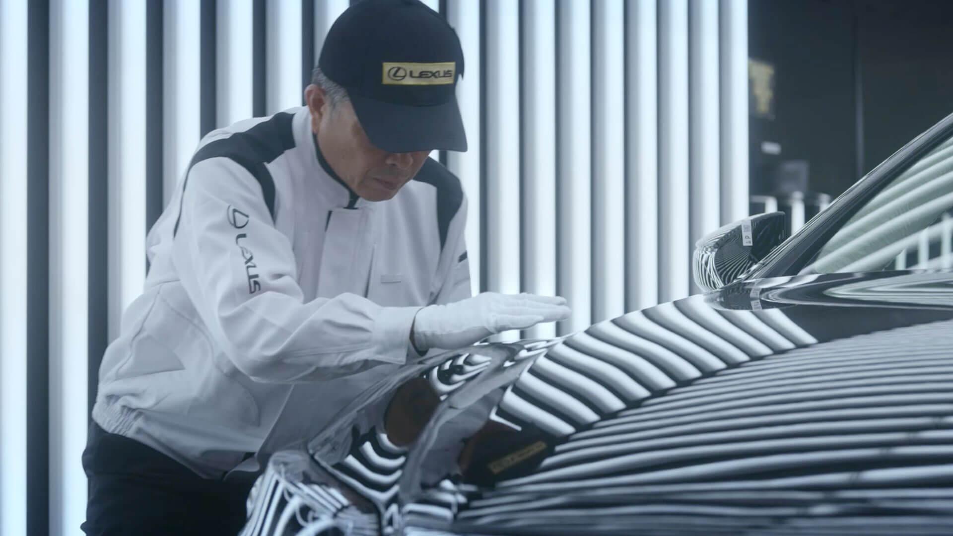 Les Takumi, les maîtres de l'auto