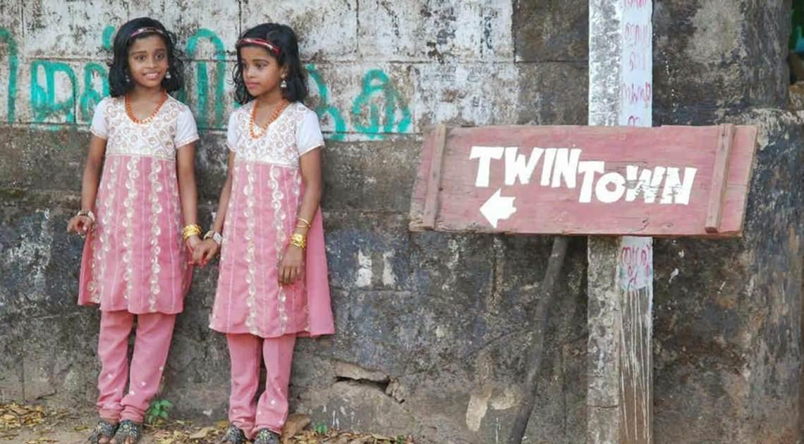 Kodinhi le village de jumeaux Indien