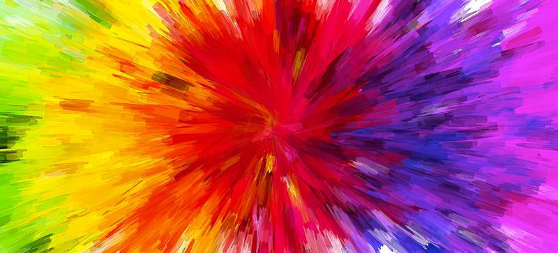 Les couleurs et leur influence sur la vie et la santé!