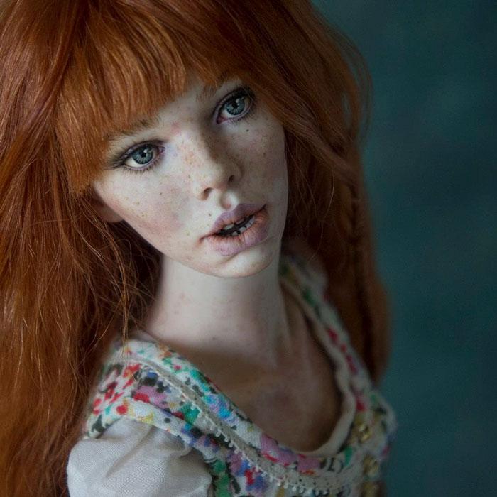 Des poupées aussi réelles que les vraies stars