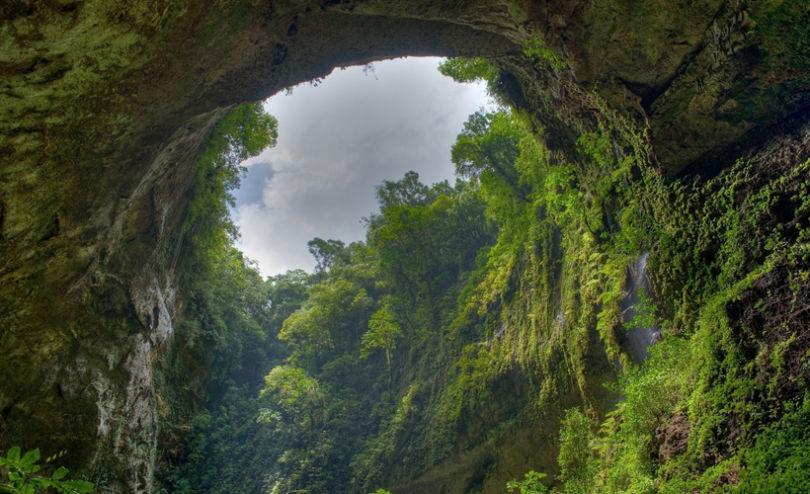La surprenante grotte de Son Doong, la plus grande au monde