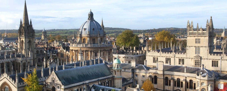 Oxford en Angleterre