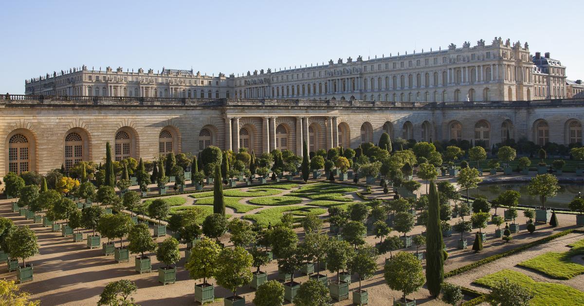 Versailles, son château et ses jardins, des merveilles!