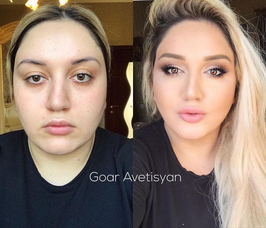 Le maquillage transforme les femmes
