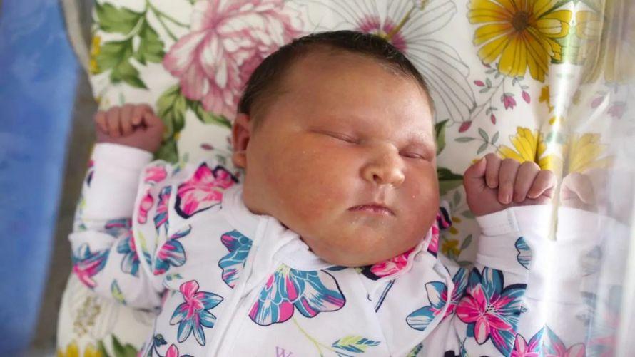 Un bébé de six kilos dans la famille Millar