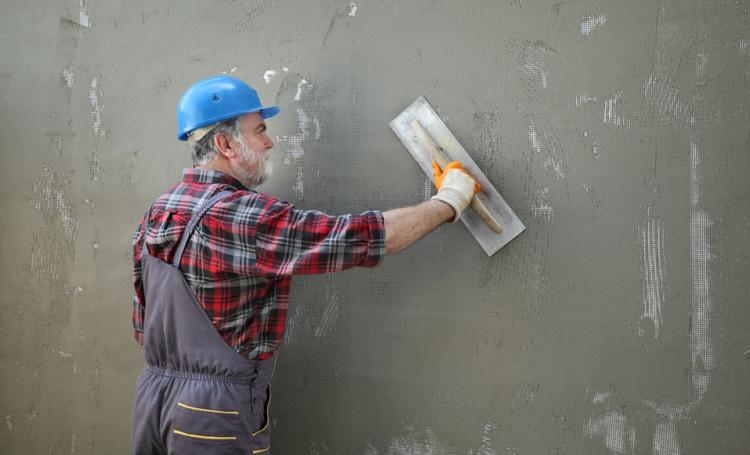 Un mur de briques facile à enduire