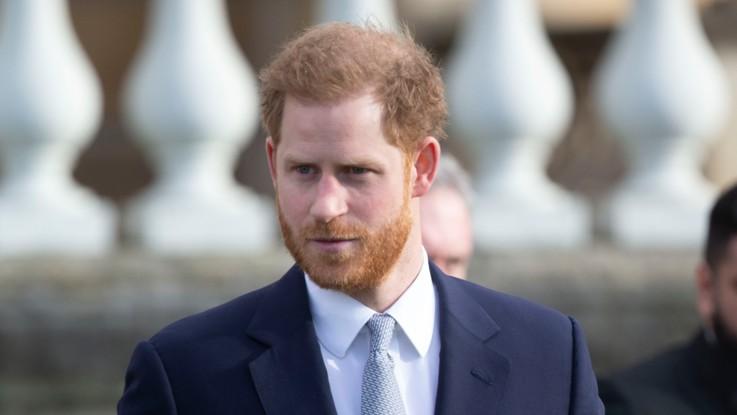 Le prince Harry quitte la famille royale Britannique