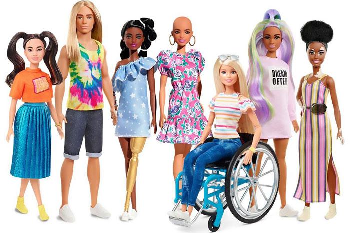 Barbie devient parfaite pour tous les enfants du monde!