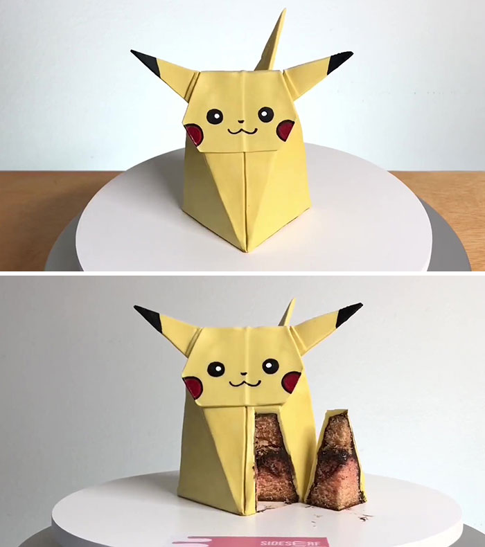 Des gâteaux hyperréalistes et savoureux aussi!