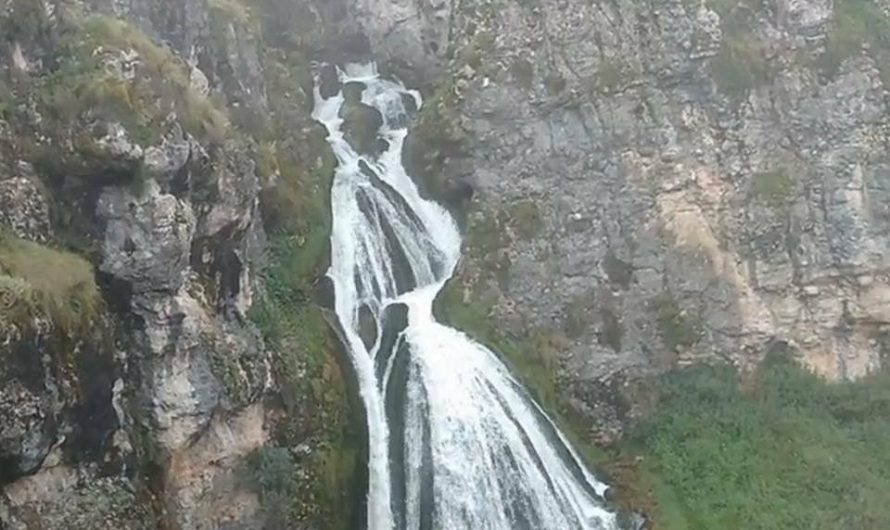 La cascade de la mariée, au Pérou, une merveille!
