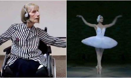 Alzheimer ne tue pas la ballerine (vidéo très touchante)