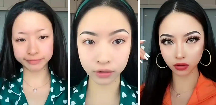 Un nouveau visage et une incroyable transformation