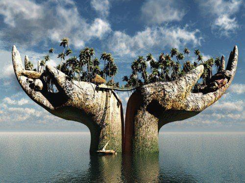Incroyables paysages de Dame Nature